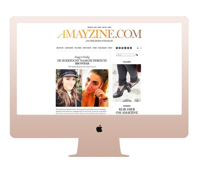 The Luxury Floor on Amayzine